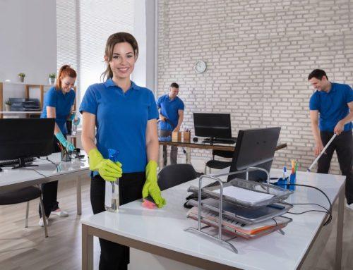 Irodatakarítás – fertőtlenítő nagytakarítás