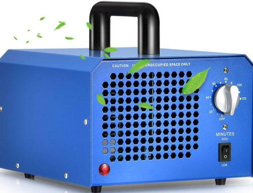 Irodatakarítás – ózongenerátor