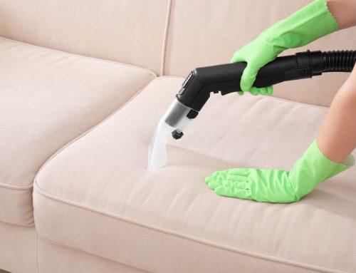 Irodatakarítás – mélyreható kárpittisztítás
