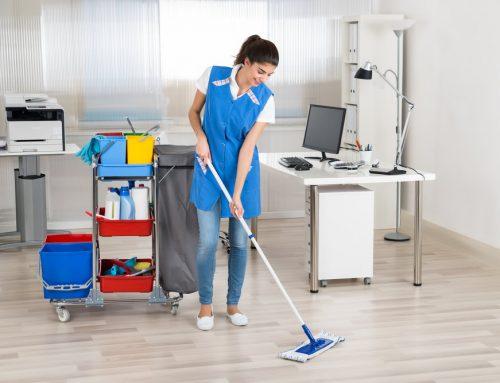 Irodatakarítás – az ezüst szerepe a fertőtlenítésben